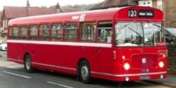 1970 Bristol RELL6G Single Deck Bus - FRB 208H