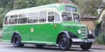 1949 Bedford OB (Petrol) - MHU 49