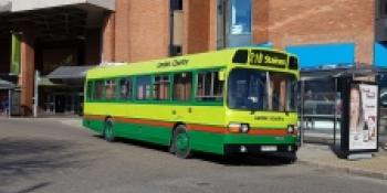 1979 Leyland National Bus - EPD 543V