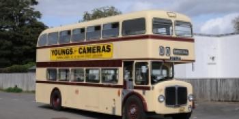 1961 AEC Bridgemaster Bus - 217 AJF