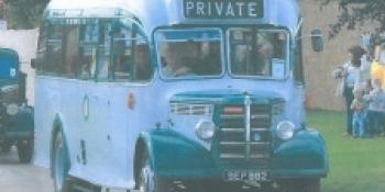 1951 Duple 30 Seater Bus - BEP 882