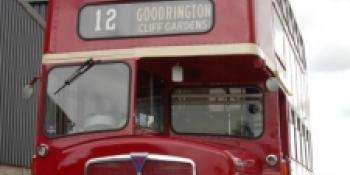 1966 Double Decker Bus - EOD 524D