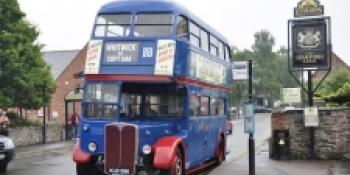 1950 Regent III RT Bus - KLB 596