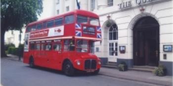1966 A.E.C. Routemaster Bus - JJD 478D