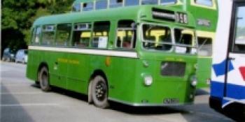1960 Bristol Bus - 675 COD