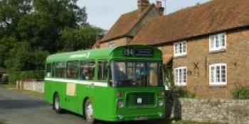 1974 ECW Bus - GPD 313N