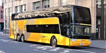 Stagecoach West Scotland 50280 (YJ14 LFS) Van Hool Astromega