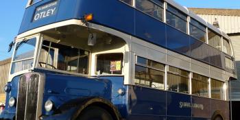 1952 London Transport RLH Bus - RLH 32