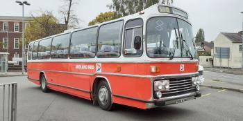 1977 Leyland Leopard Coach - SOA 674S