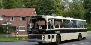 1972 Crosville - Bristol RELH Coach - TFM 267K