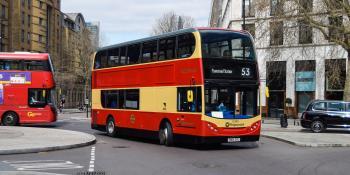 2014 Enviro 400 Double Deck Bus - SN64 OGU