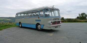 1959 - Harrington Wayfarer IV Coach - VHO 200