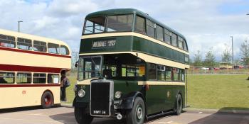 1949 Leyland Titan Bus - HWY 36