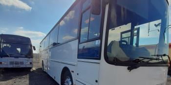 1995 Volvo B10M Vanhool Coach - ICZ 3677