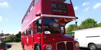 1965 Routemaster - CUV 180C