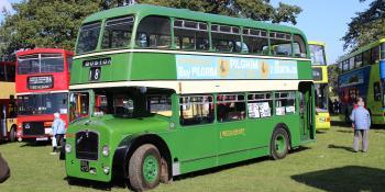 1960 Bristol FS Bus - OVL 473