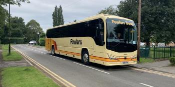 2017 Volvo B8R Coach - 836 FOW
