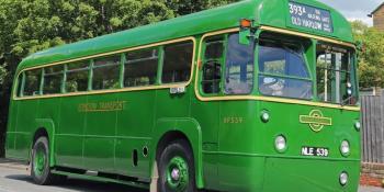 1952 AEC Regal IV Bus - NLE 539