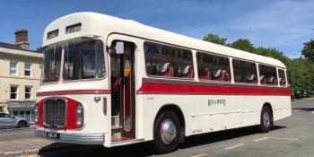 1968 Bristol RELH Coach - OAX 9F