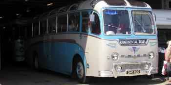 1958 AEC Reliance Coach - SHO 800