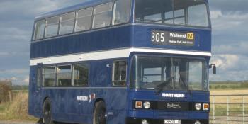 1985 Leyland Olympian Bus - C653 LJR