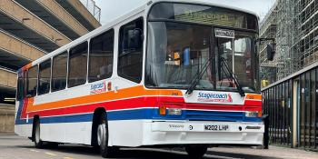 1995 Stagecoach Bus - M202 LHP