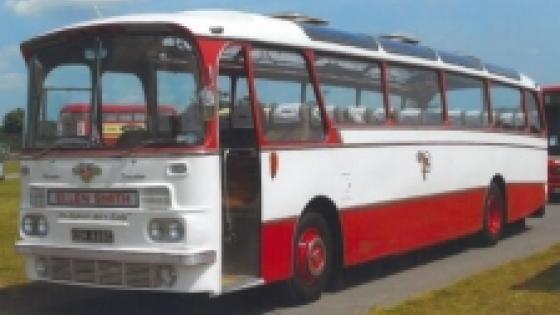 1965 Leyland Leopard - CDK 448C