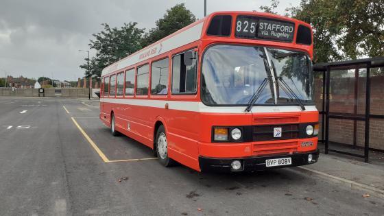 1980 Leyland National 2 - BVP 808V