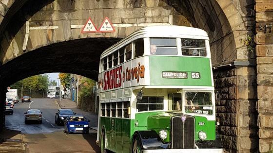 1954 Bus - KSV 102