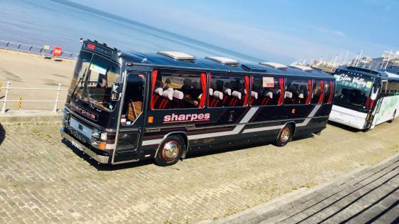 1981 Plaxton Supreme IV Coach - STM 238W