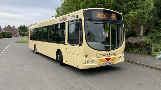 2004 Volvo B7RLE Bus - BX04 CKV